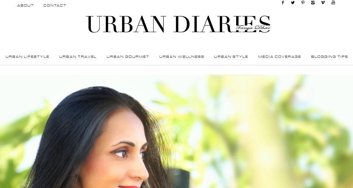 Urban Diaries by Tanya Dhar