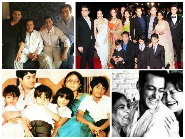 Salman's bollywood family