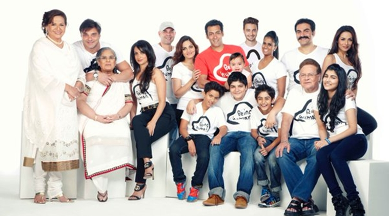 salman khan full family
