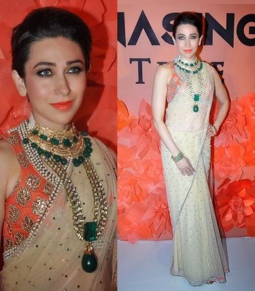Karishma Kapoor In manish Malohtra (6)