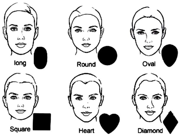 Check out the Best Hairstyles For Face Shapes to look your Best!