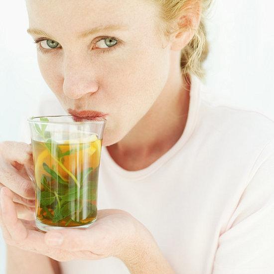 girl-drinking-green-tea