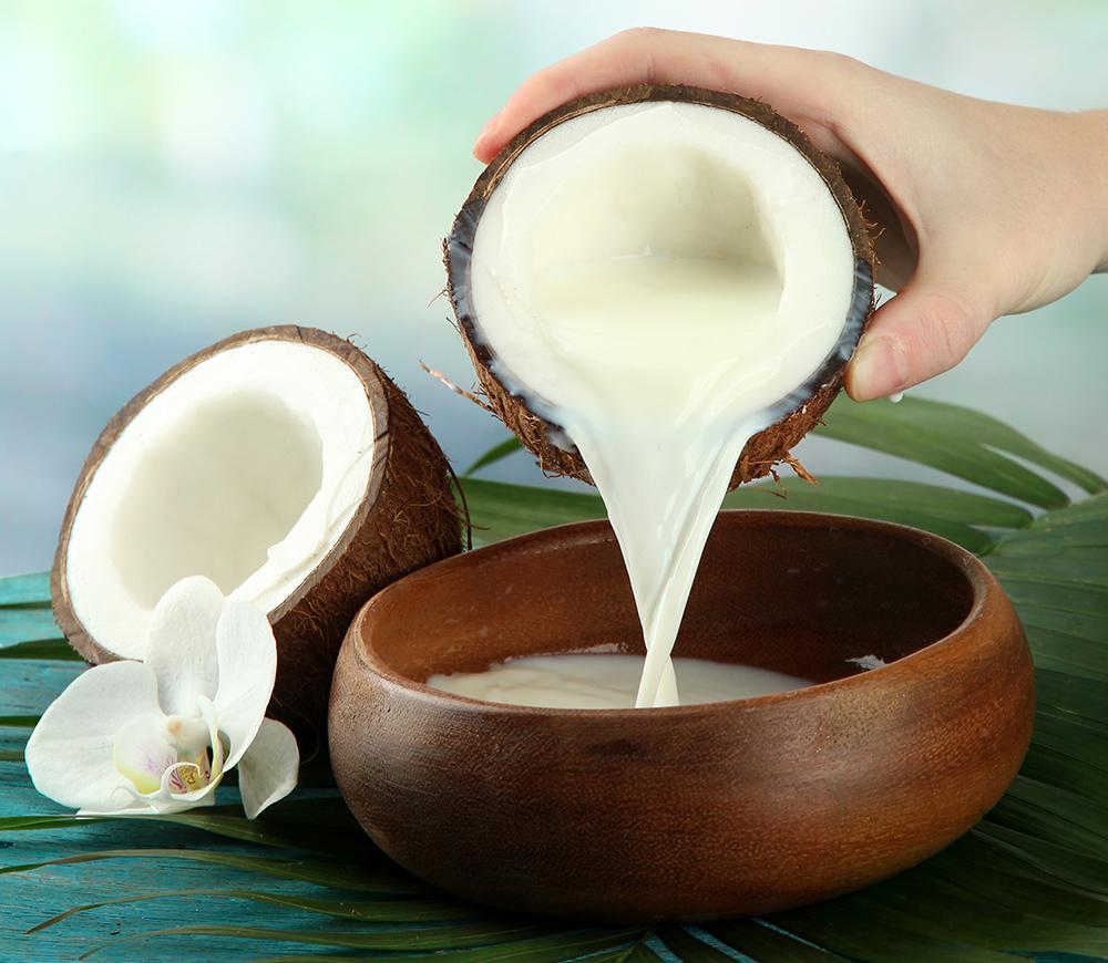 benefits of coconut milk