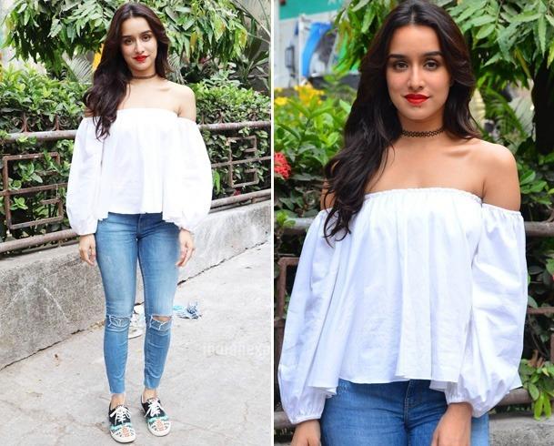 Shraddha Kapoor's Style