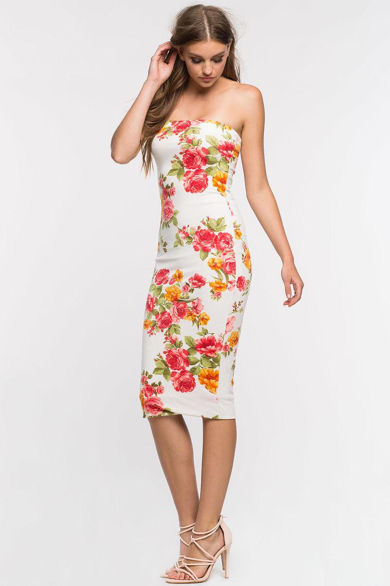 A Tube Dress