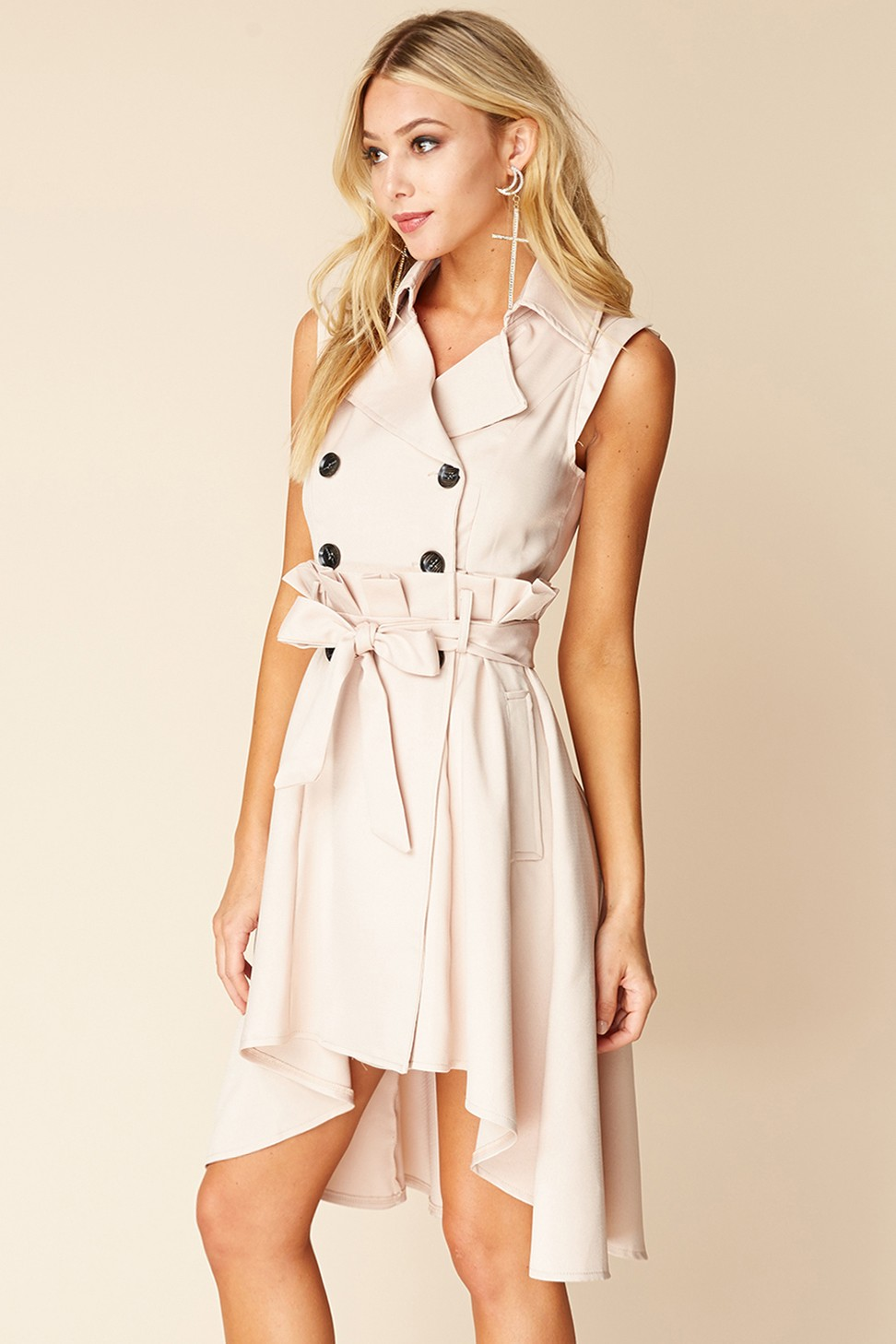 A Trench Dress