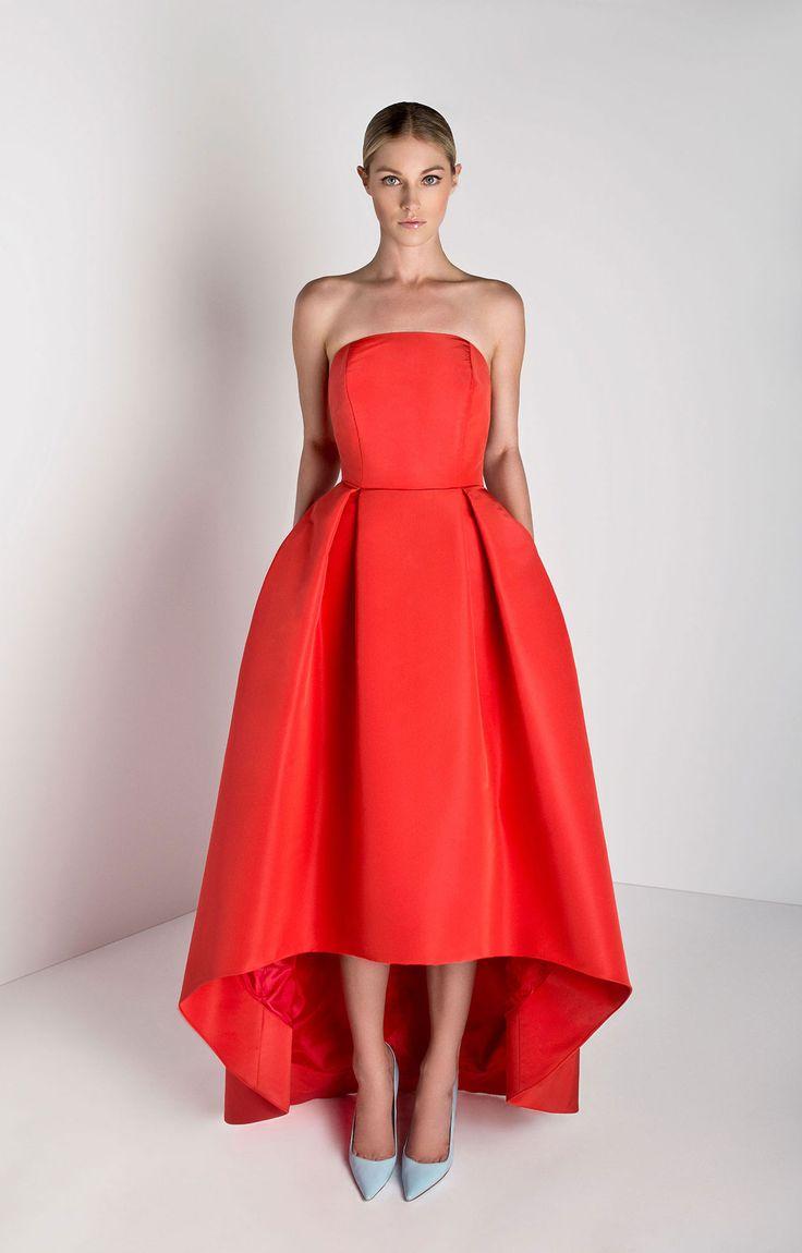 A High Low Dress