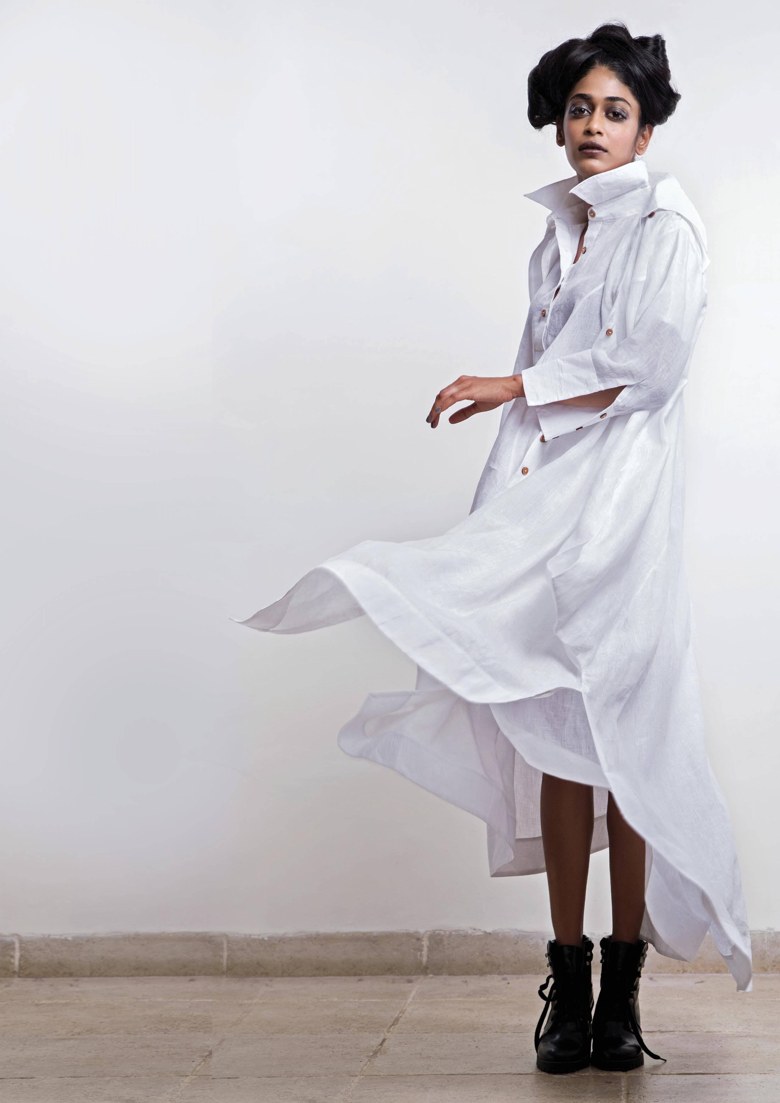 An Anti Fit Dress