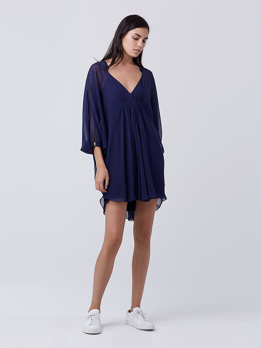 A Kaftan Dress