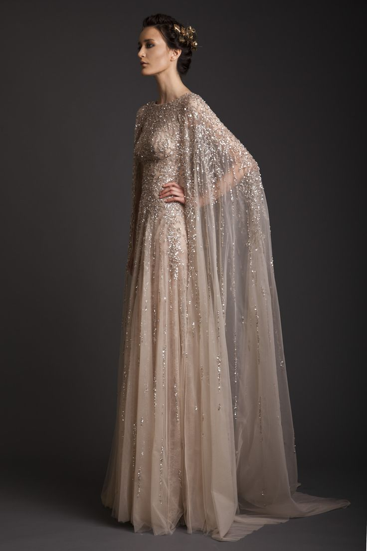 A Statement Gown