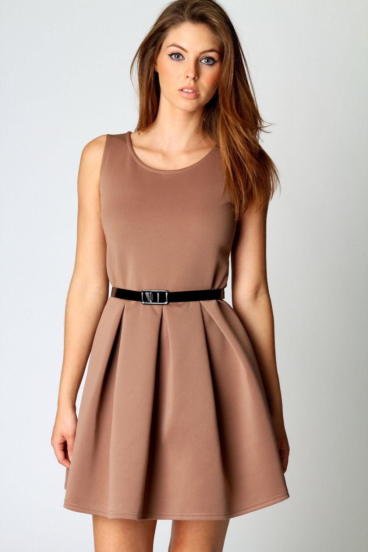 A Pleat Dress