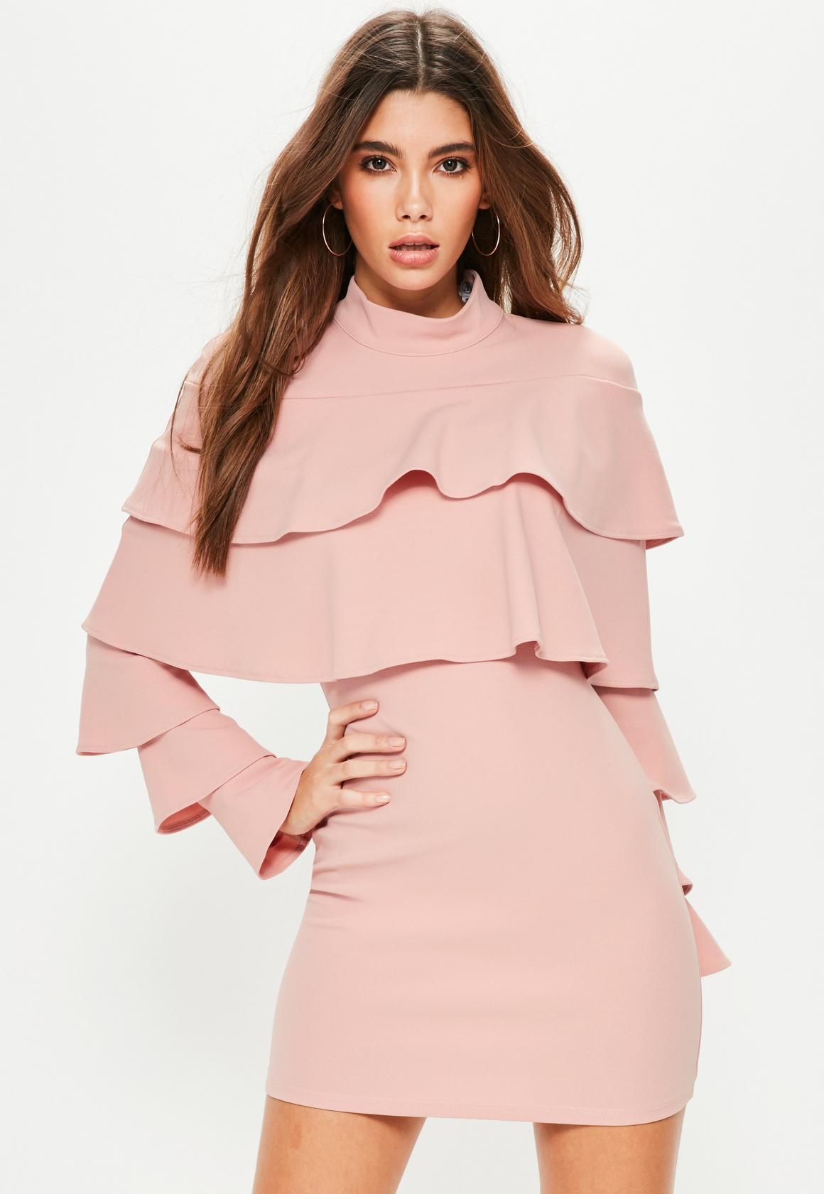 A Layered Dress