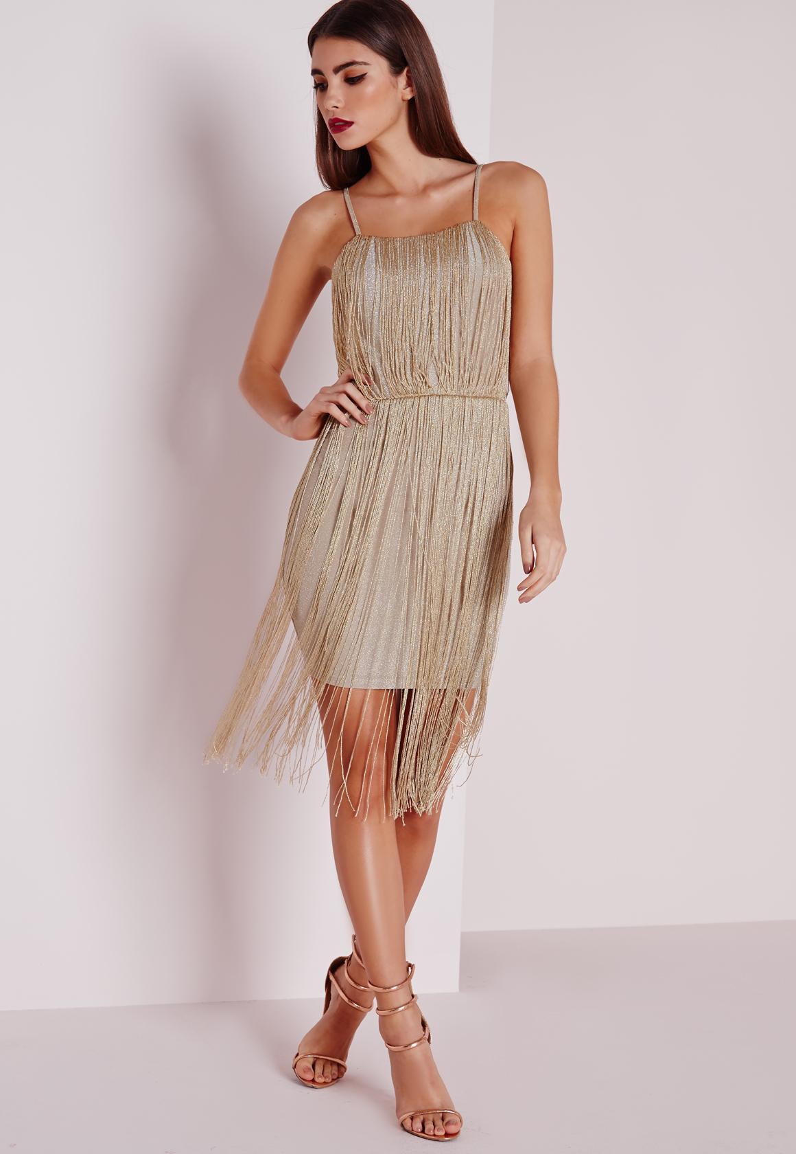 A Fringe Dress