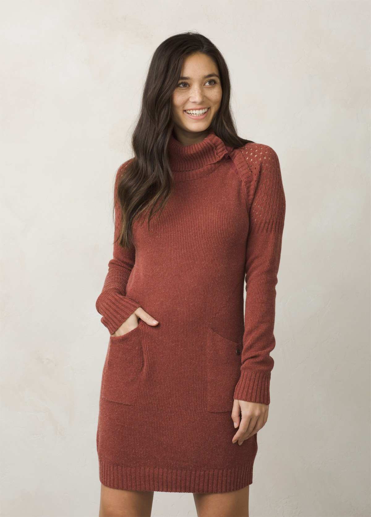 A Sweater Dres