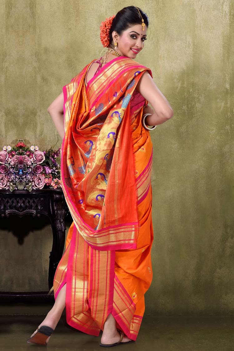 Kaashtha Saree