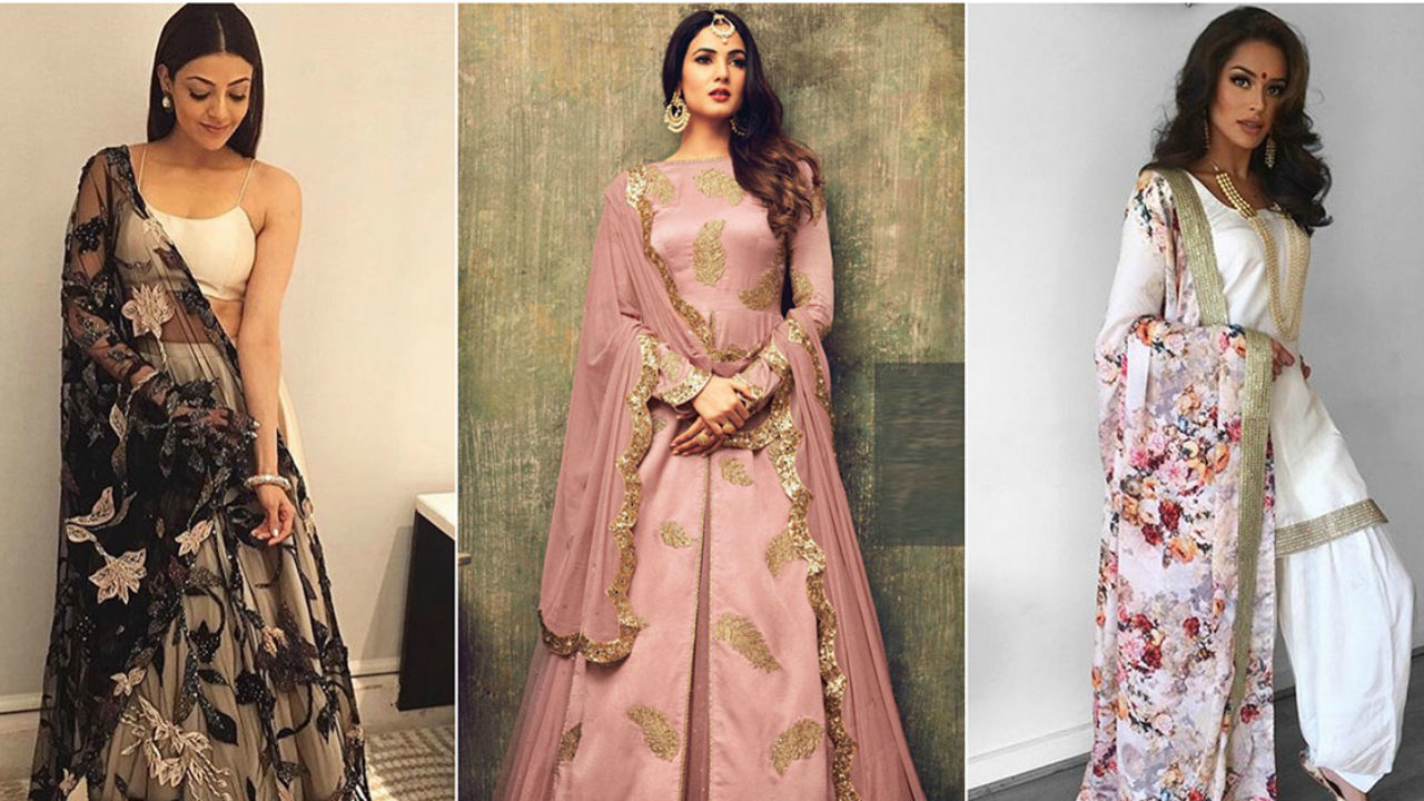 25 Types Of Dupatta Designs Every Woman Needs Baggout