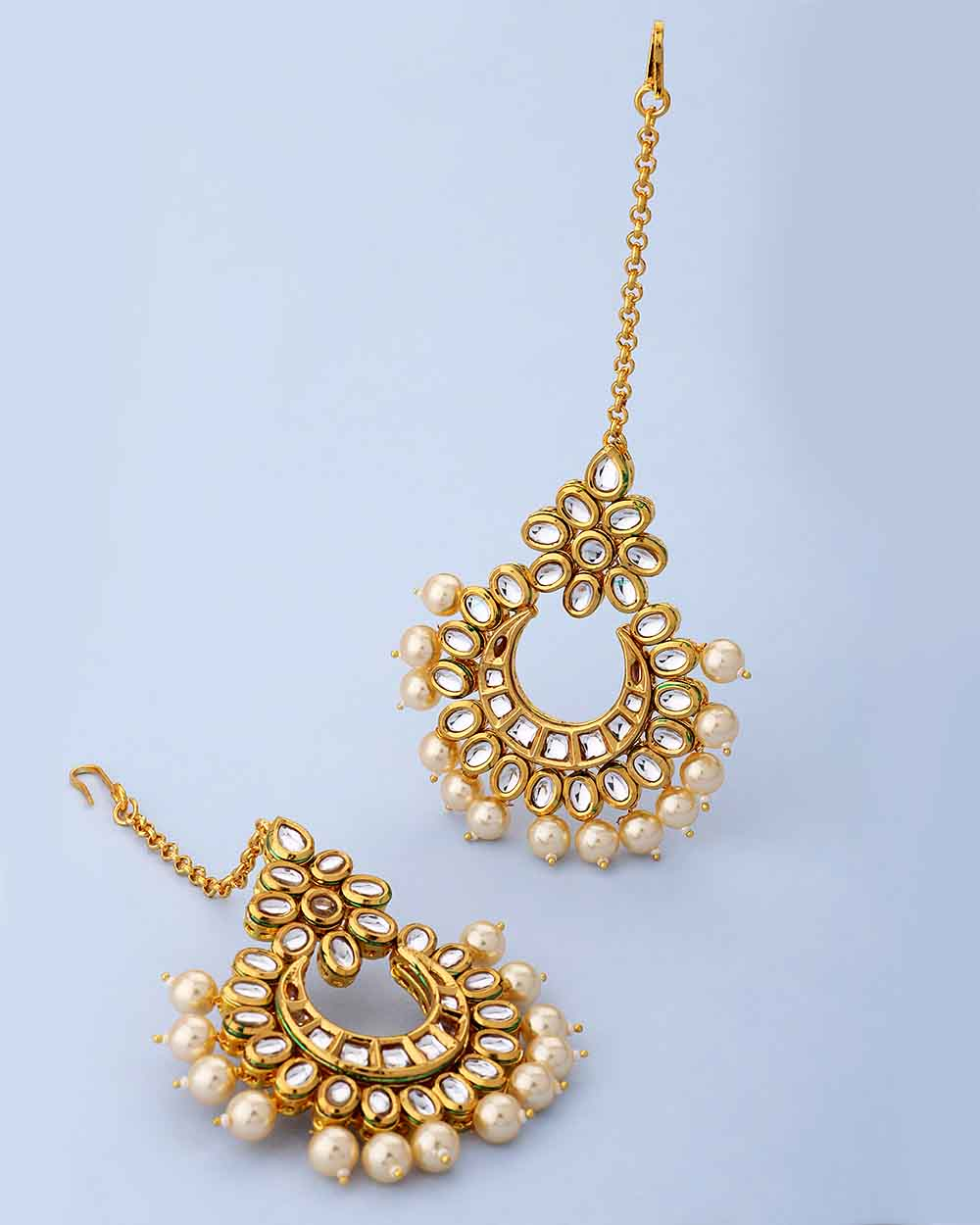 Kaan Chain Earrings