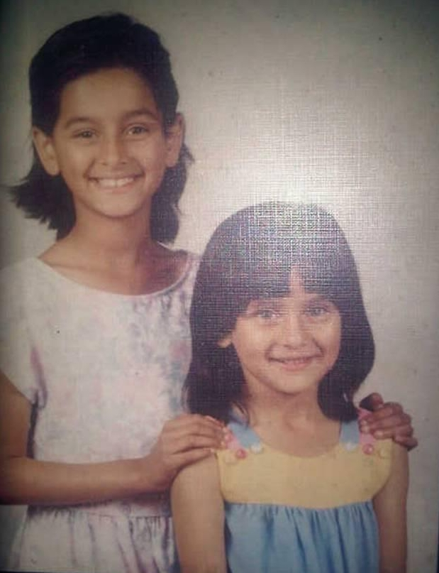 Shivani-dandekar-childhood-photo