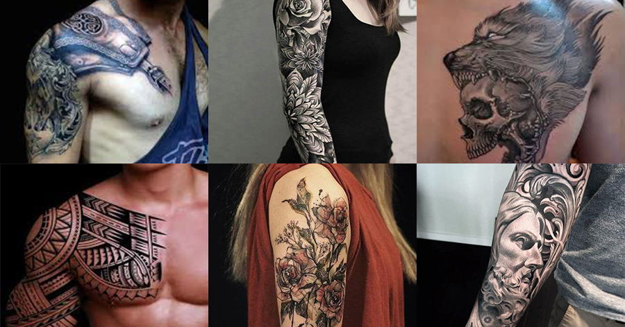 tattoo ideas for arms