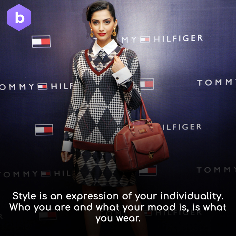Sonam Kapoor Quotes on life