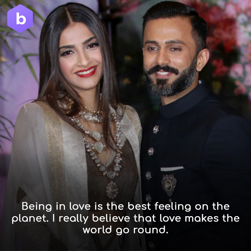 Sonam Kapoor Quotes on marriage