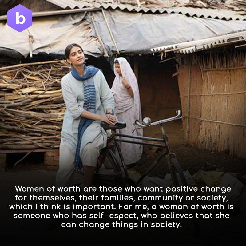 Sonam Kapoor Quotes famous