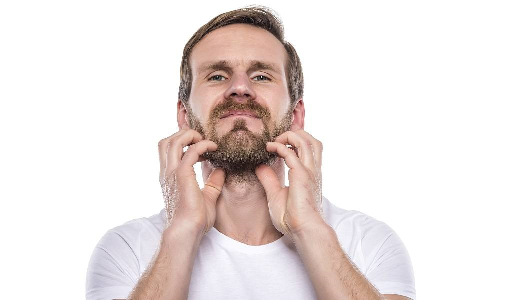 Itching in Beard, Dry and Rough Beard