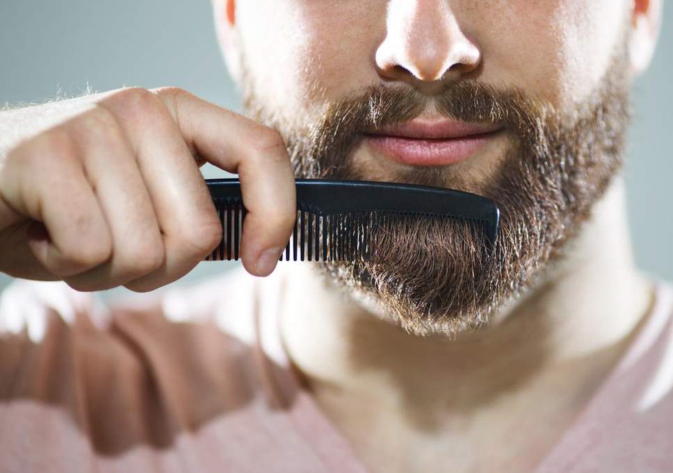 How to cure beard dandruff - Baggout