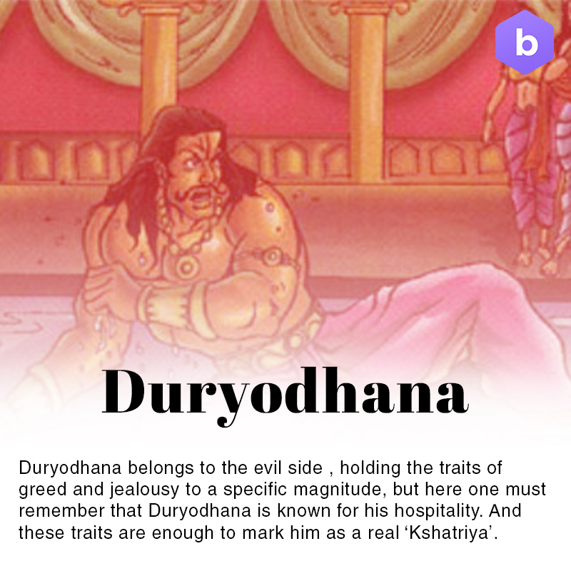 amazing facts about mahabharata, duryodhana facts