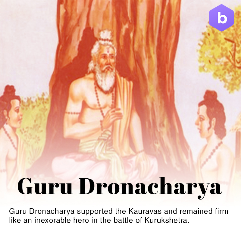 amazing facts about mahabharata, dronacharya facts