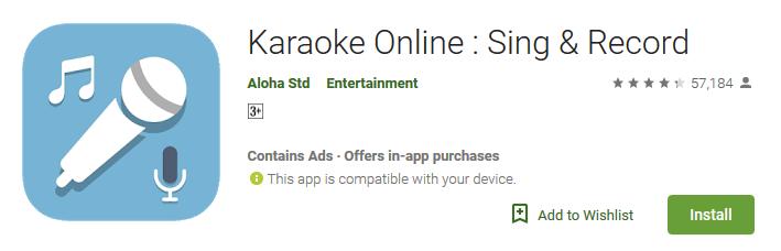 Karaoke Online  Sing & Record Karaoke App for Android