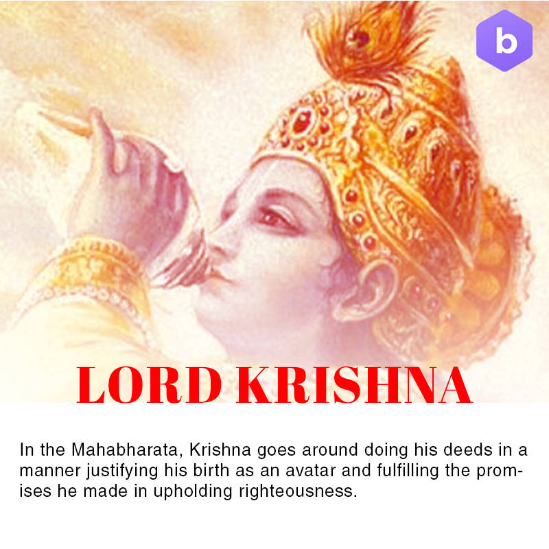 amazing facts about mahabharata, krishna facts