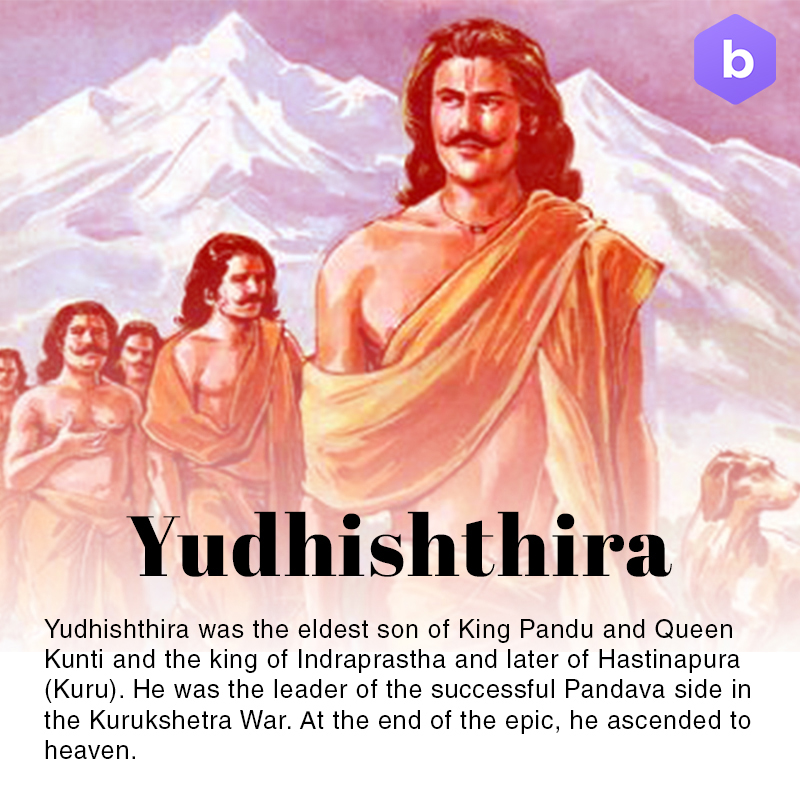 amazing facts about mahabharata, yudhishthir facts