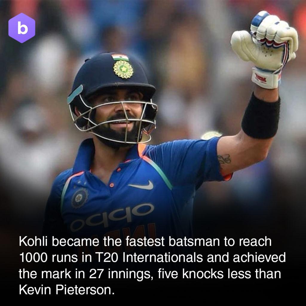 Kohli vs Dhoni