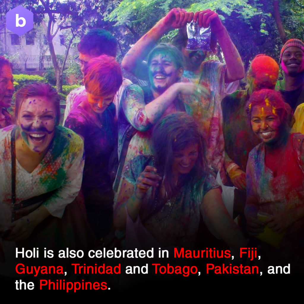 Holi Facts You Should Know