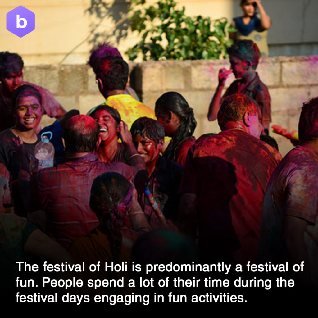 Shocking Facts About Holi