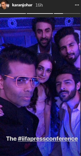 Kartik Aaryan Movie Awards