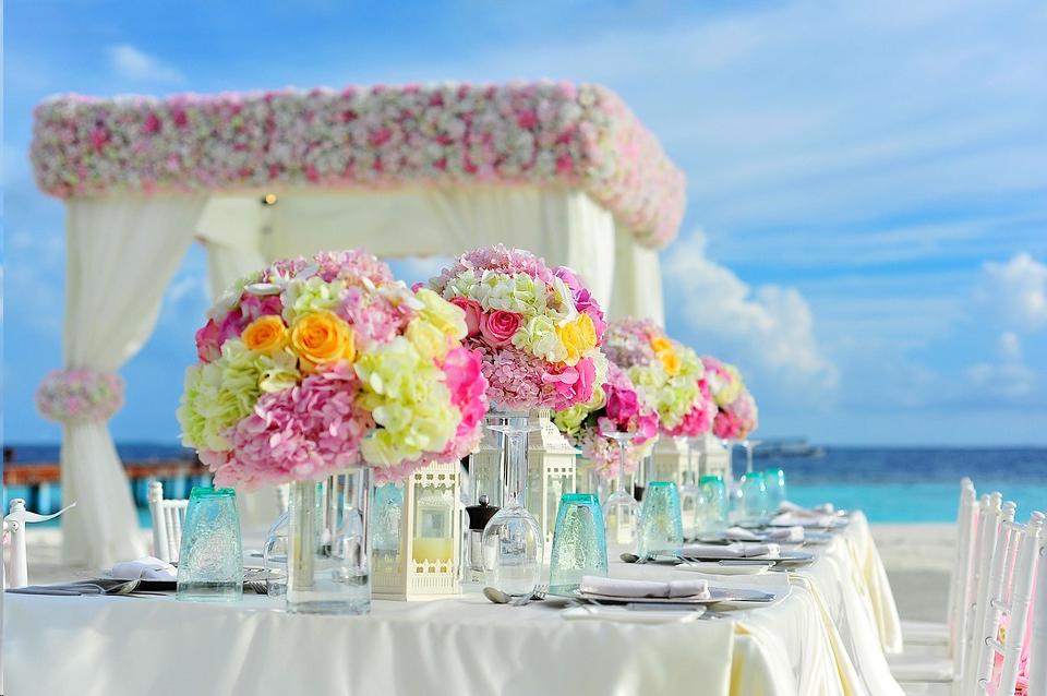 Design Tips for a Breathtaking Wedding