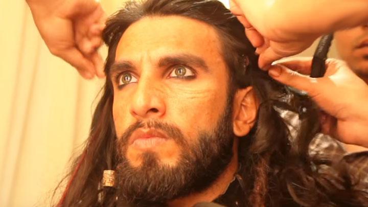 Ranveer Singh Khilji Padmavat
