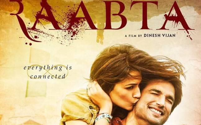 Raabta Kriti Sanon Movies