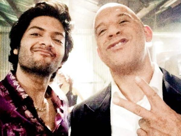 Ali Fazal Fast and Furious 7 Movie