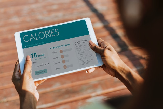 Calorie measurement in weight loss