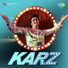 Karz Movie Poster!