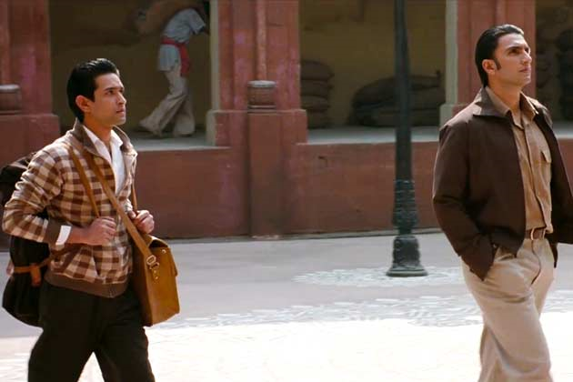 Vikrant Massey in Lootera Movie