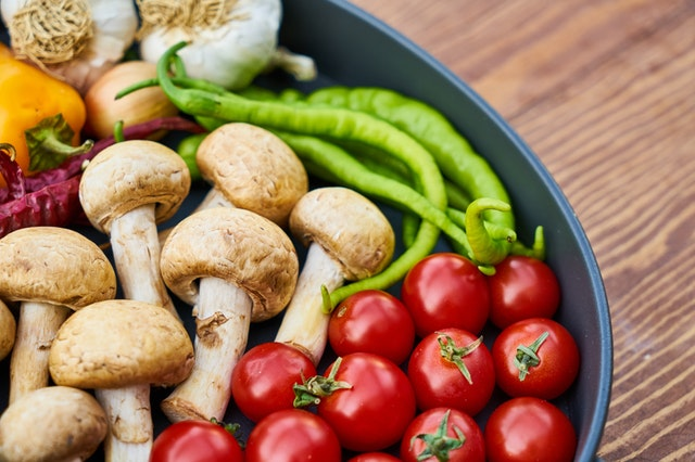 mushrooms for weight loss