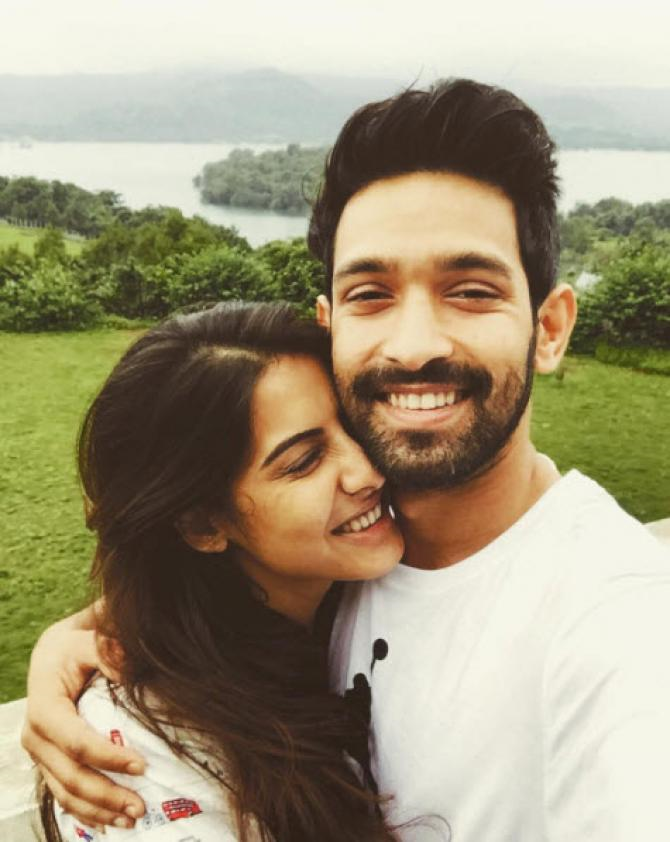 Vikrant Massey Girlfriend
