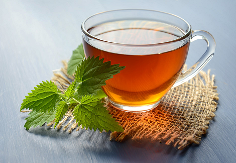 green tea for liver detox