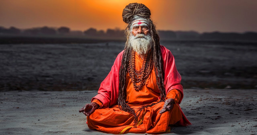 Indian yogi meditation History of Meditation