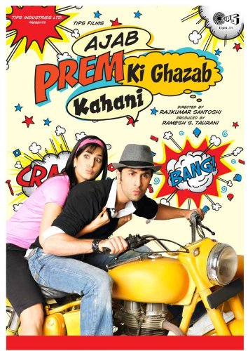 Ajab Prem Ki Gazab Kahani Movie on Netflix