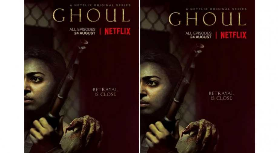 Ghoul Indian TV shows on Netflix